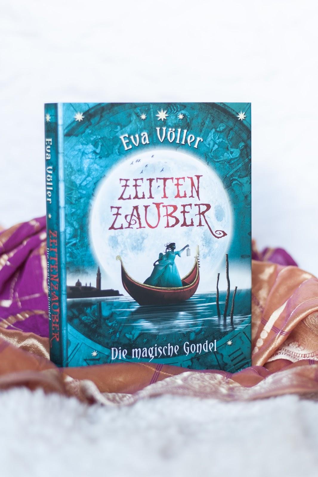 Buchrezension: Zeitenzauber – Die magische Gondel von Eva Völler