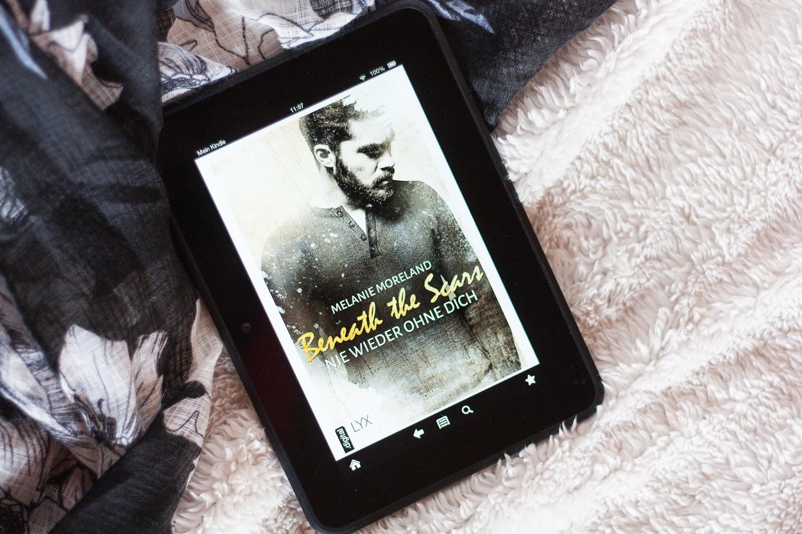 Buchrezension: Beneath the Scars – Nie wieder ohne dich von Melanie Moreland
