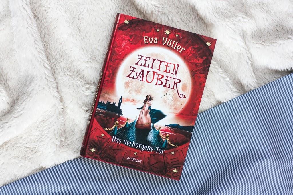 Buchrezension: Zeitenzauber – Das verborgene Tor von Eva Völler