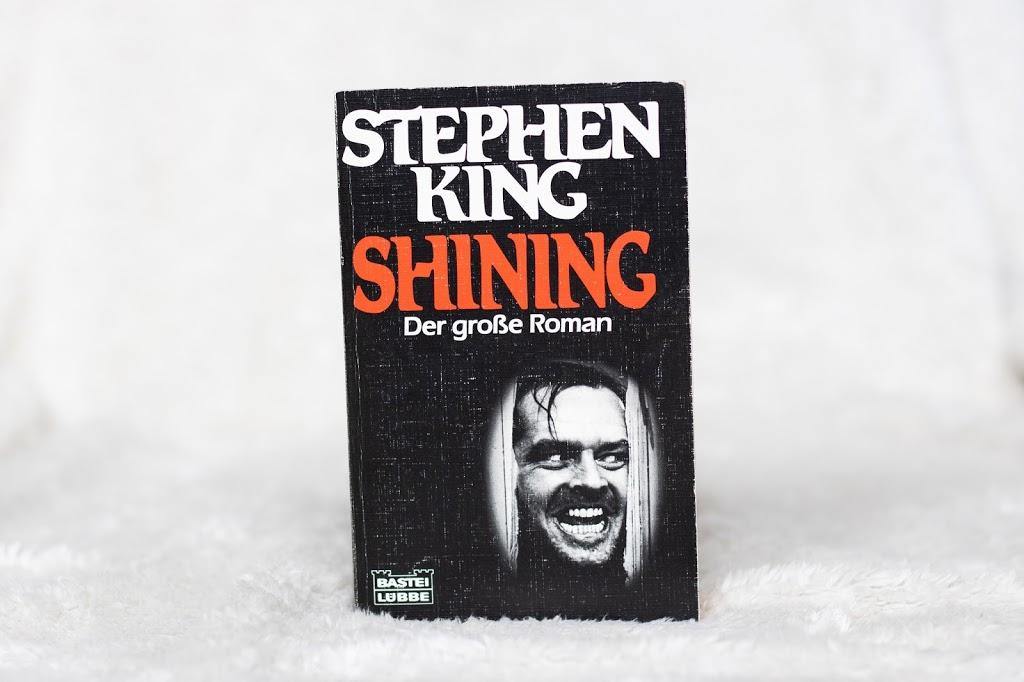 Buchrezension: Shining von Stephen King