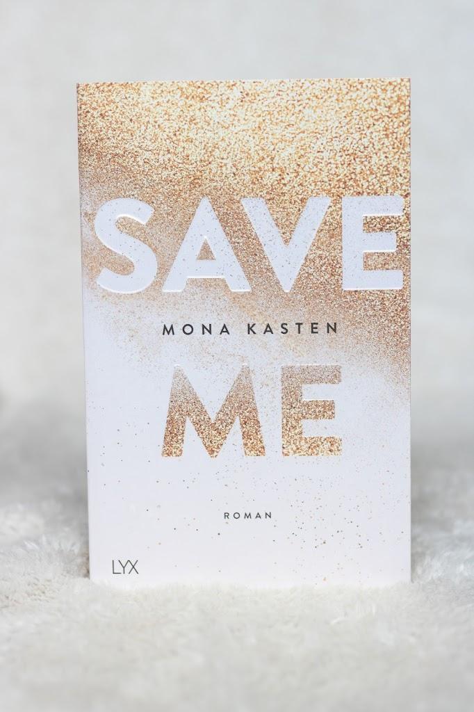 Buchrezension: Save Me von Mona Kasten