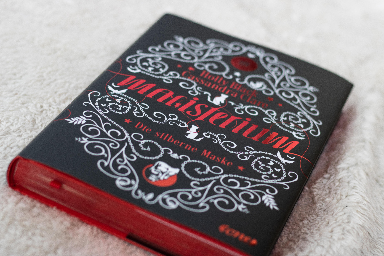 Buchrezension: Magisterium – Die silberne Maske von Holly Black & Cassandra Clare