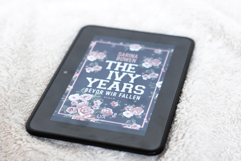 Buchrezension: The Ivy Years – Bevor wir fallen von Sarina Bowen