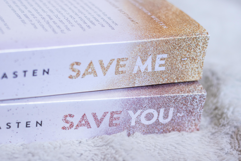 Buchrezension: Save you von Mona Kasten