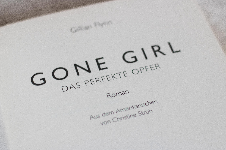 Buchrezension: Gone Girl – Das perfekte Opfer von Gillian Flynn