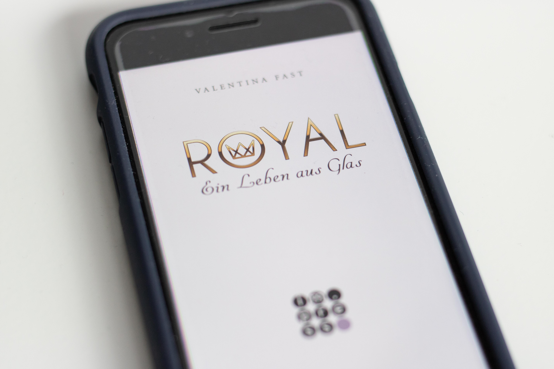 Royal – Ein Leben aus Glas | Valentina Fast