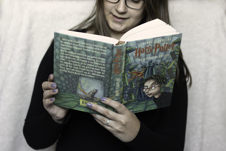 Harry Potter und ich hatten eine Beziehungspause! #20yearsofmagicde