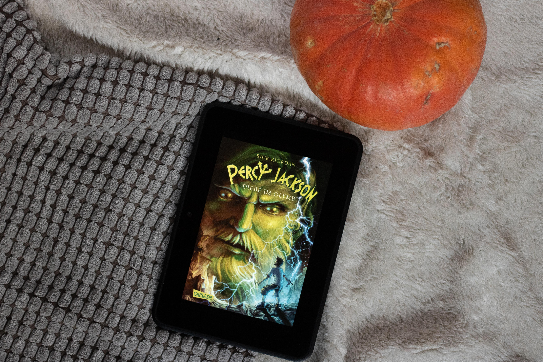 Percy Jackson – Diebe im Olymp | Rick Riordan