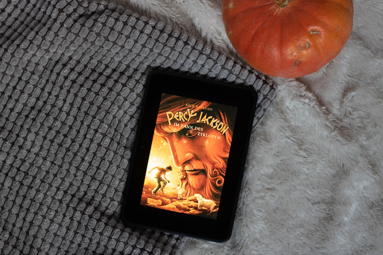 Percy Jackson – Im Bann des Zyklopen | Rick Riordan
