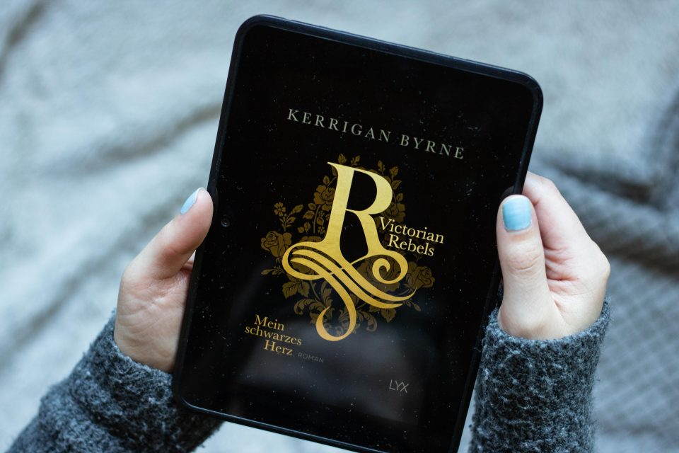 Victorian Rebels – Mein schwarzes Herz | Kerrigan Byrne