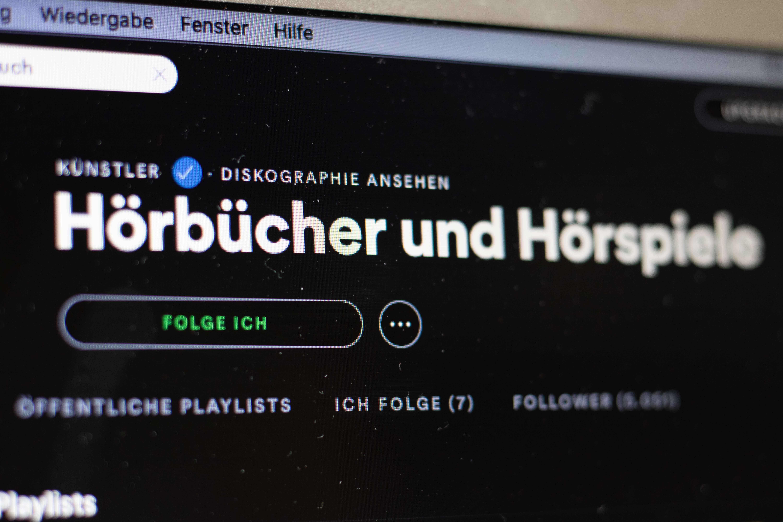 Spotify Hörbücher – Diese will ich hören