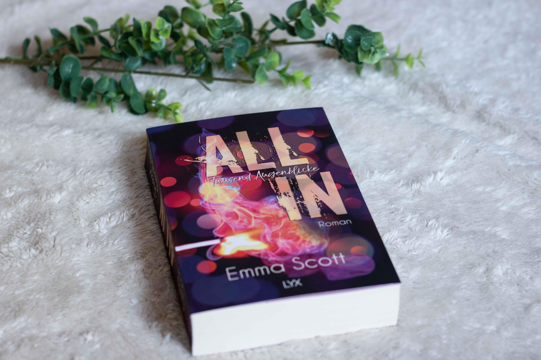 All In – Tausend Augenblicke | Emma Scott