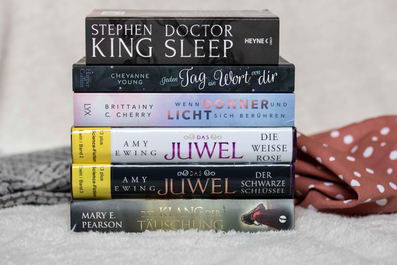 Lesemonat Mai 2019 | Viele Bücher gelesen