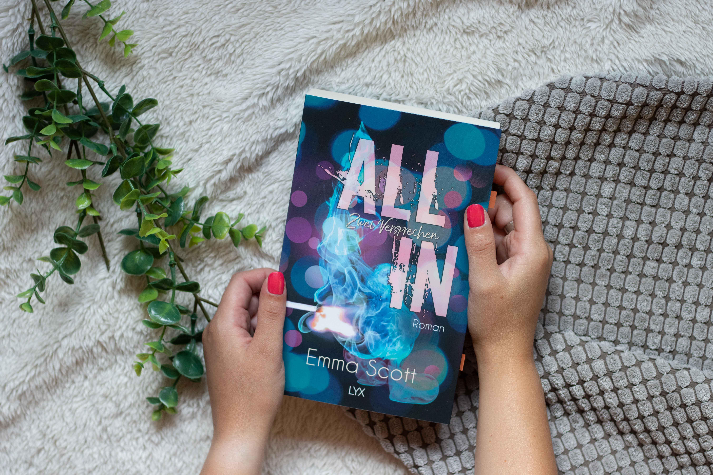 All In – Zwei Versprechen | Emma Scott