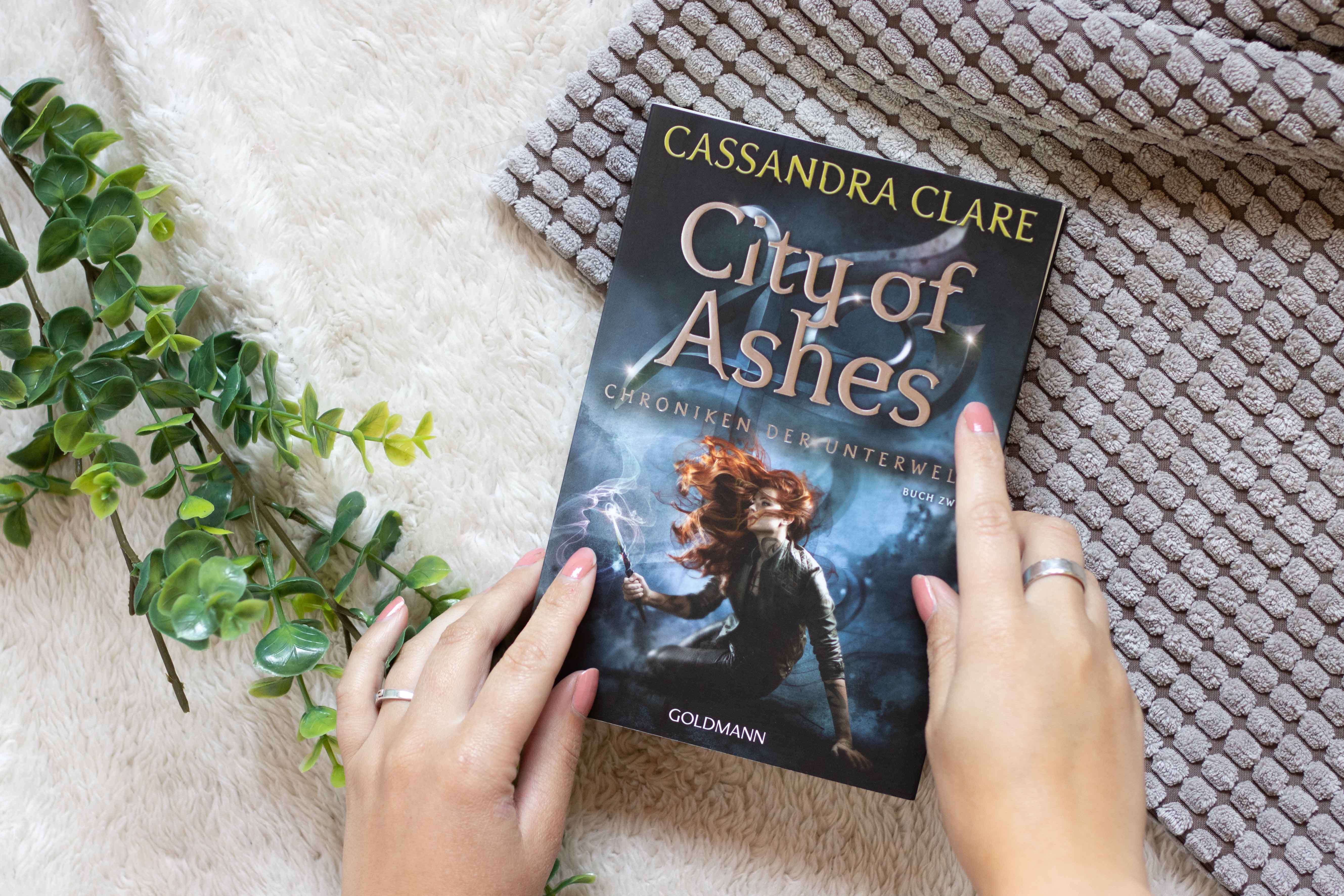 City of Ashes | Cassandra Clare