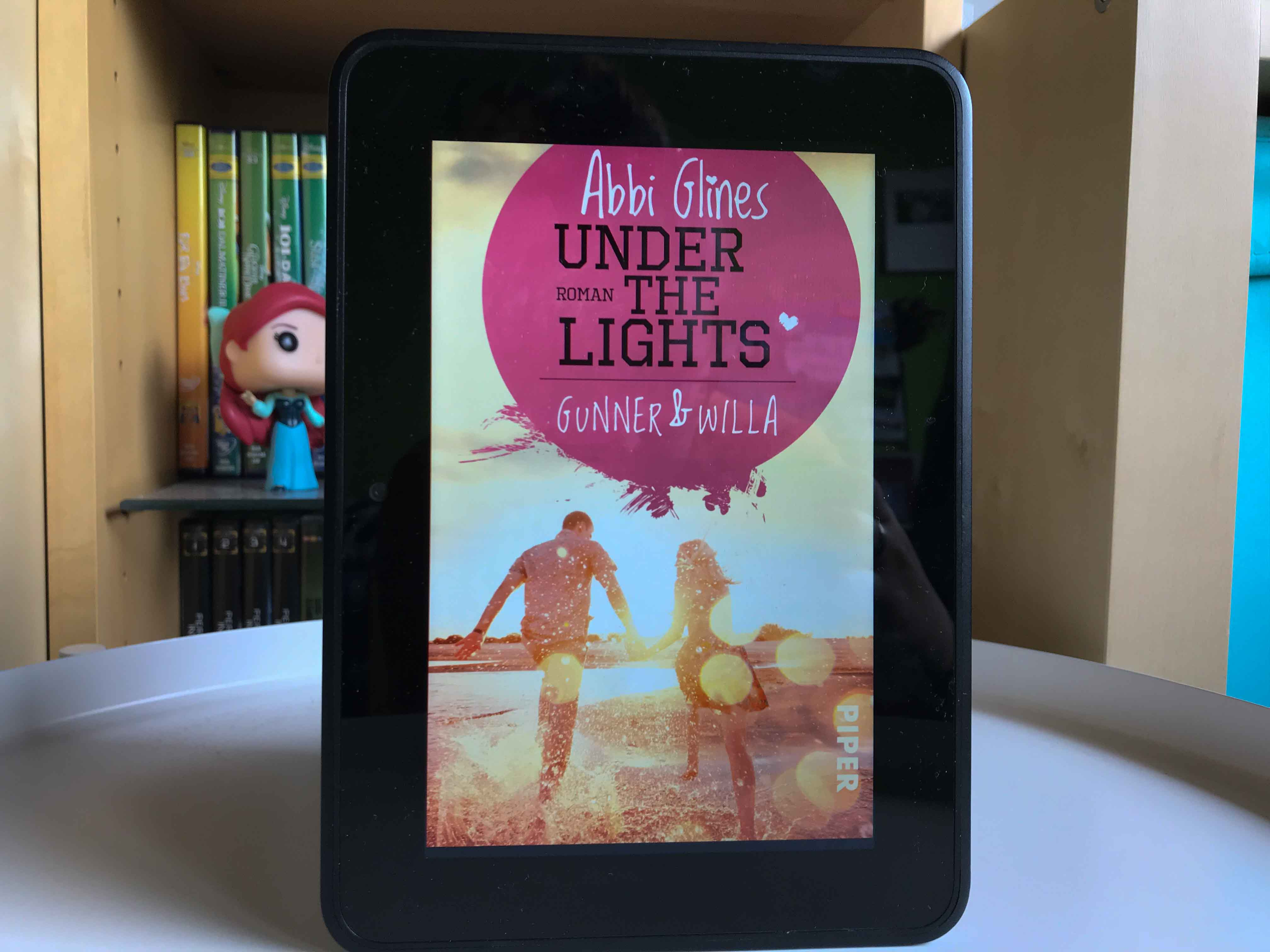 Under the lights – Gunnar & Willa | Abbi Glines