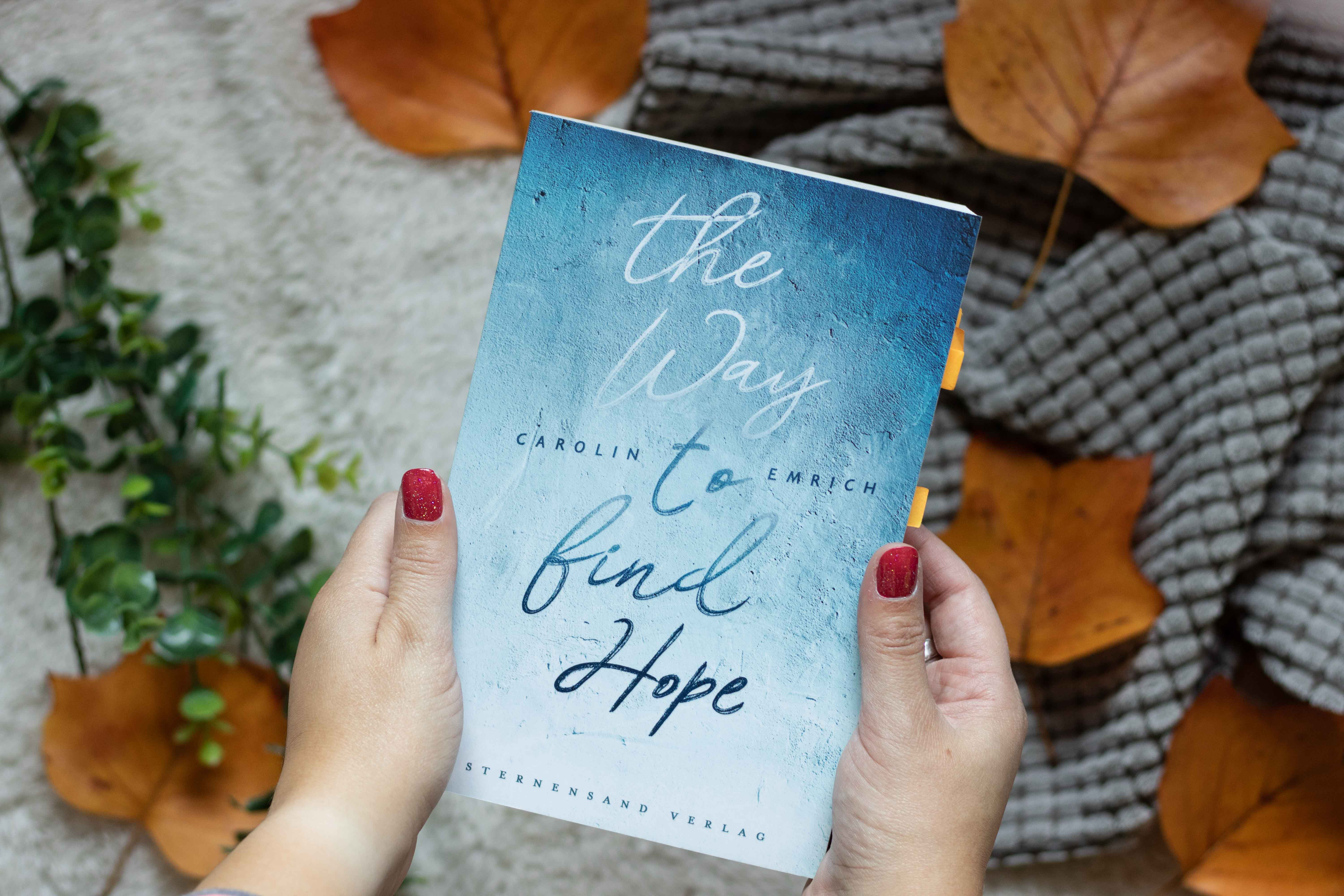 The way to find hope | Carolin Emmrich