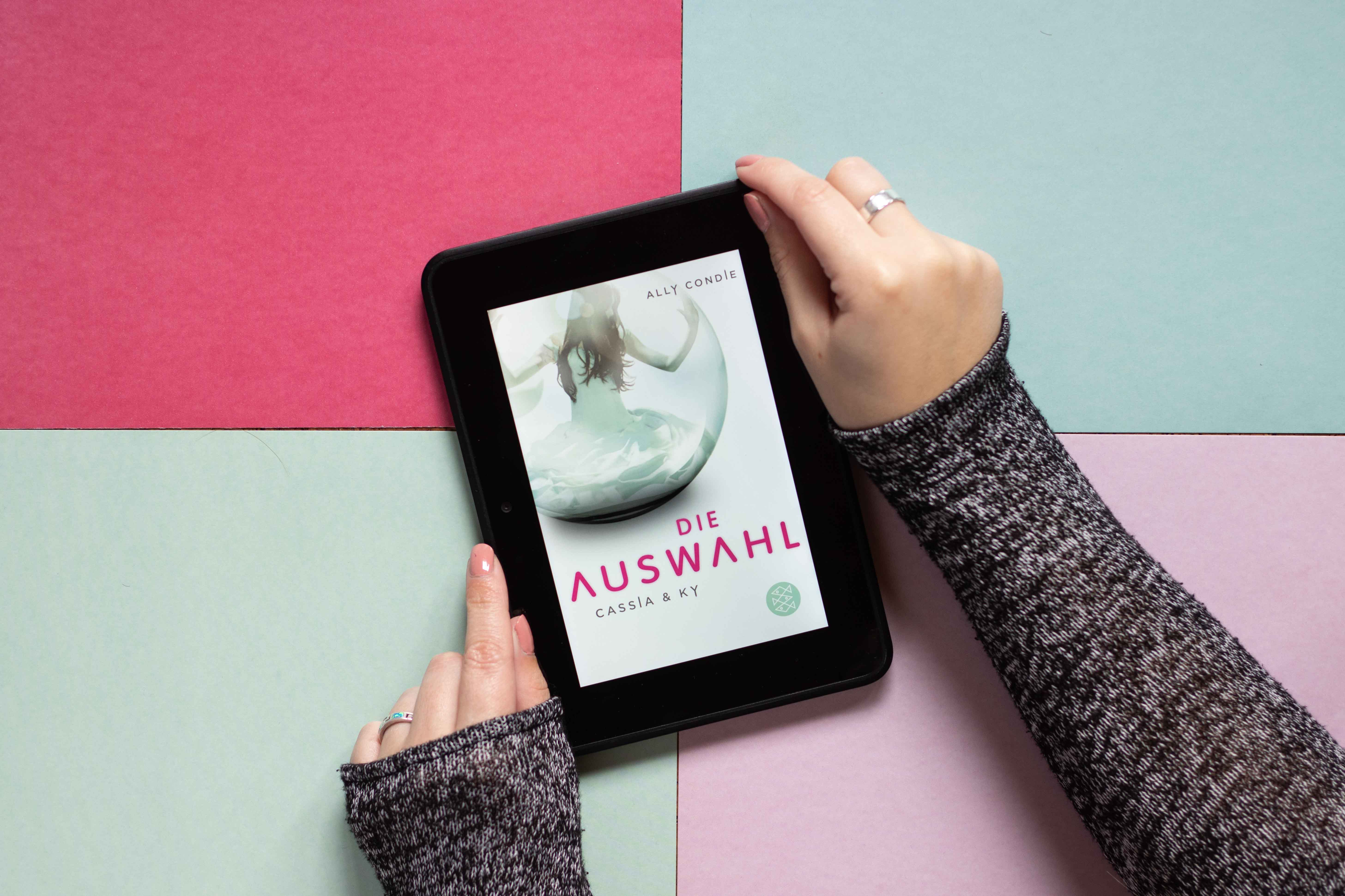 Cassia & Ky – Die Auswahl | Ally Condie