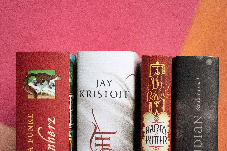 Herbst Tipps: 6 fantastische Bücher