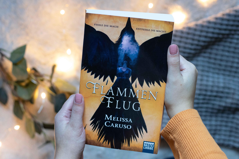 Flammenflug | Melissa Caruso