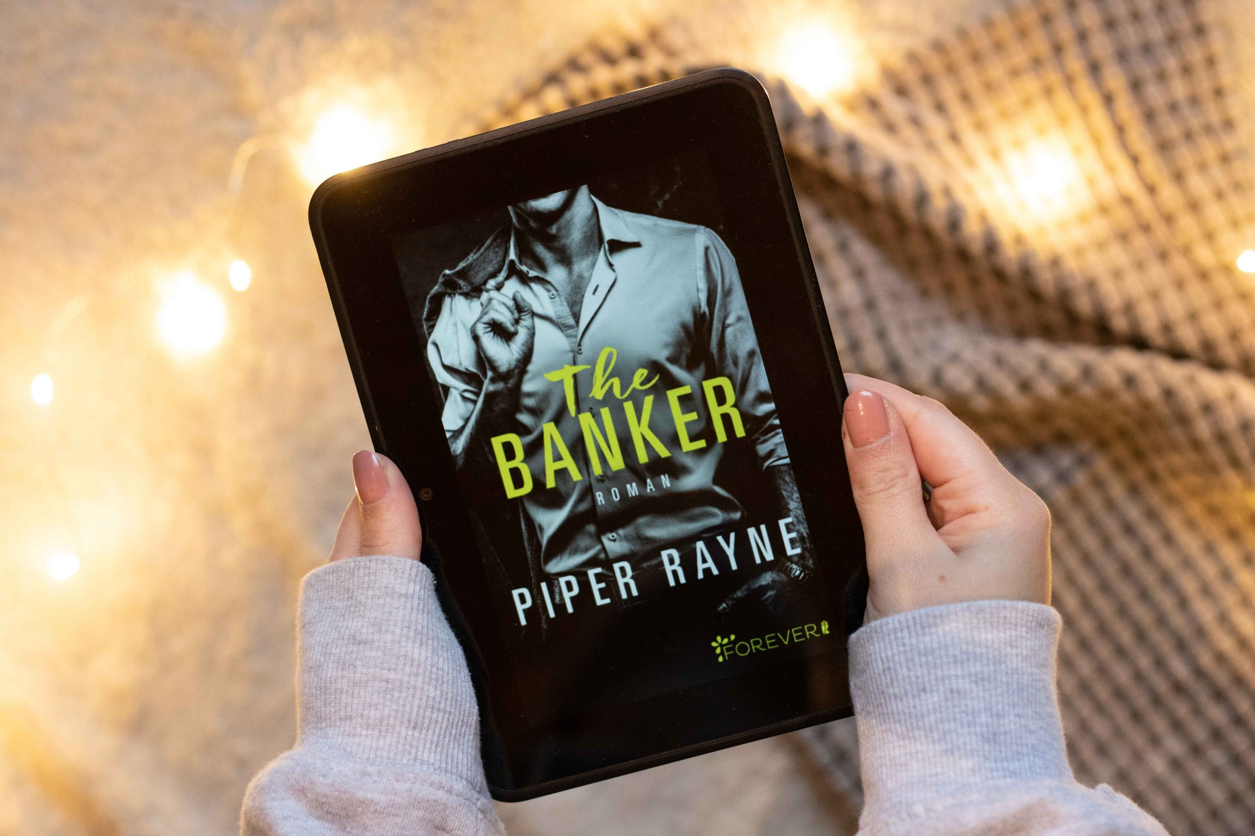 The Banker | Piper Rayne
