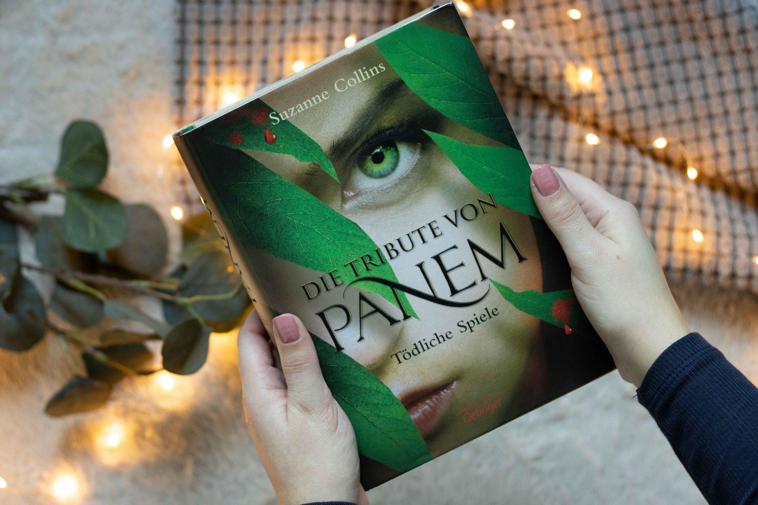 Die Tribute von Panem – Tödliche Spiele | Suzanne Collins