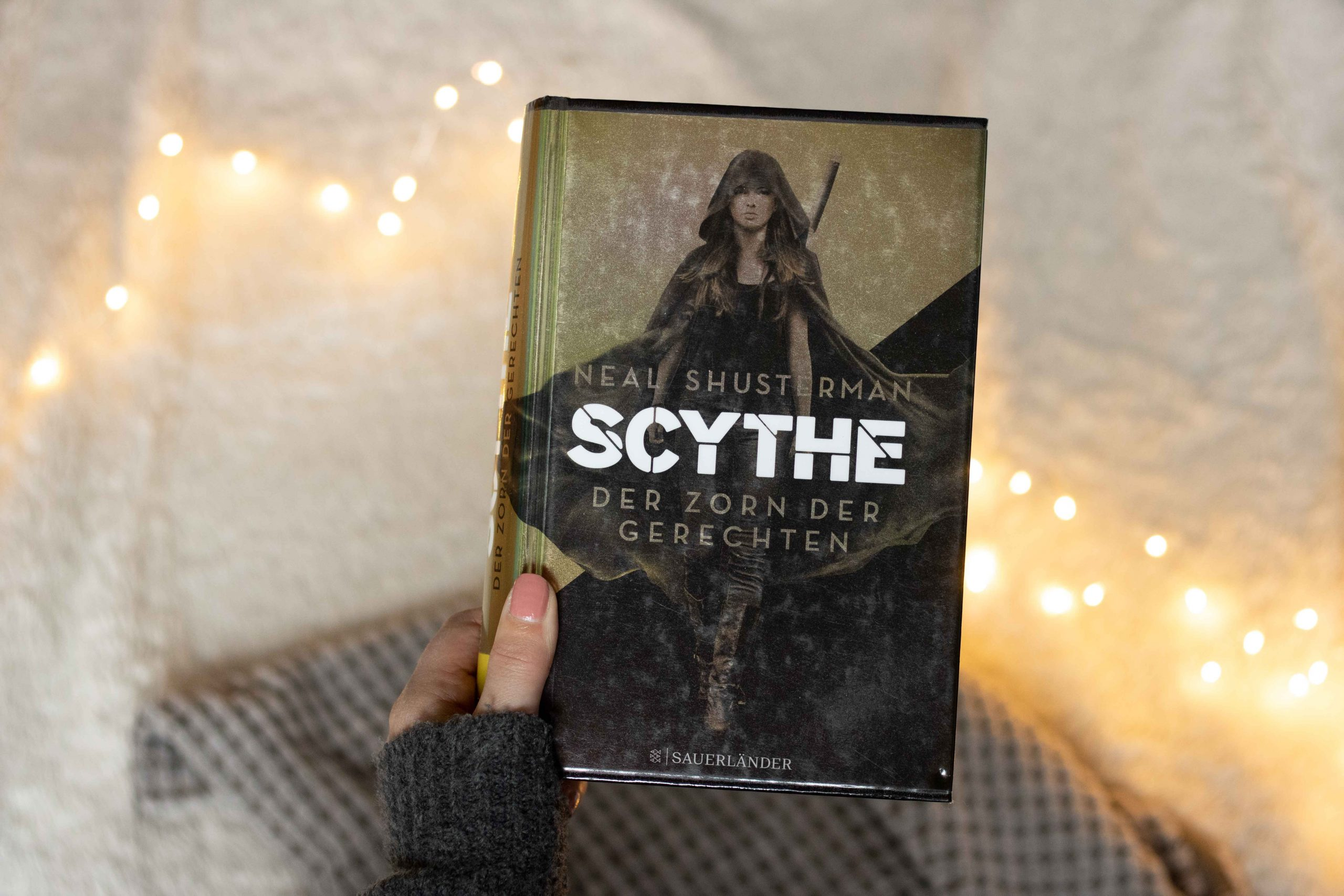 Scythe – Der Zorn der Gerechten   Neal Shusterman