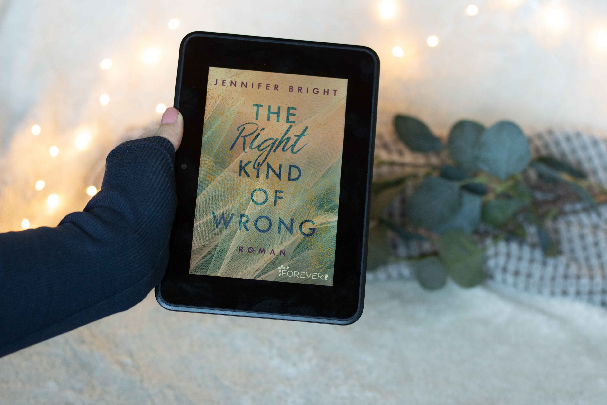 The Right Kind Of Wrong | Jennifer Bright