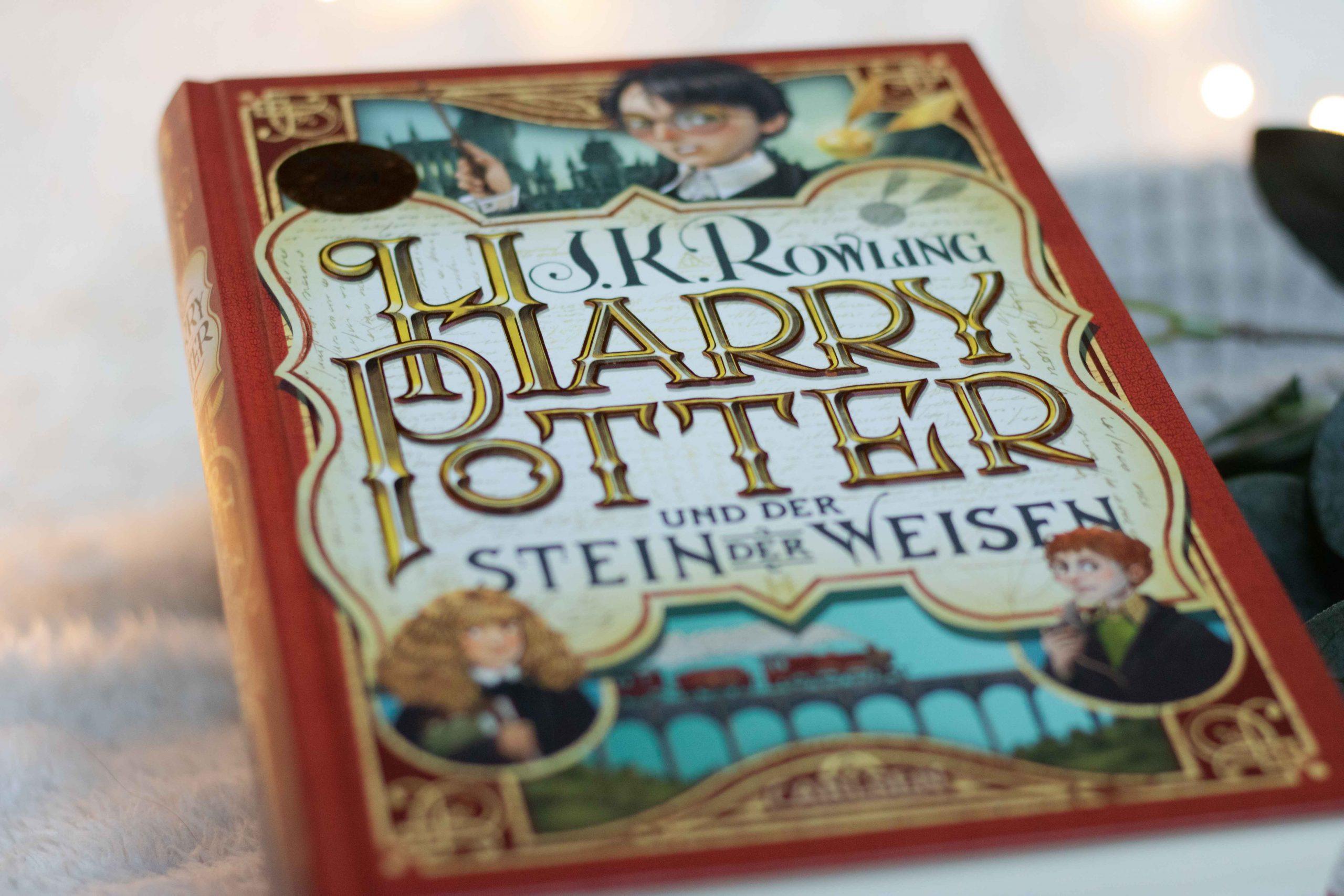 Harry Potter und der Stein der Weisen | J.K. Rowling