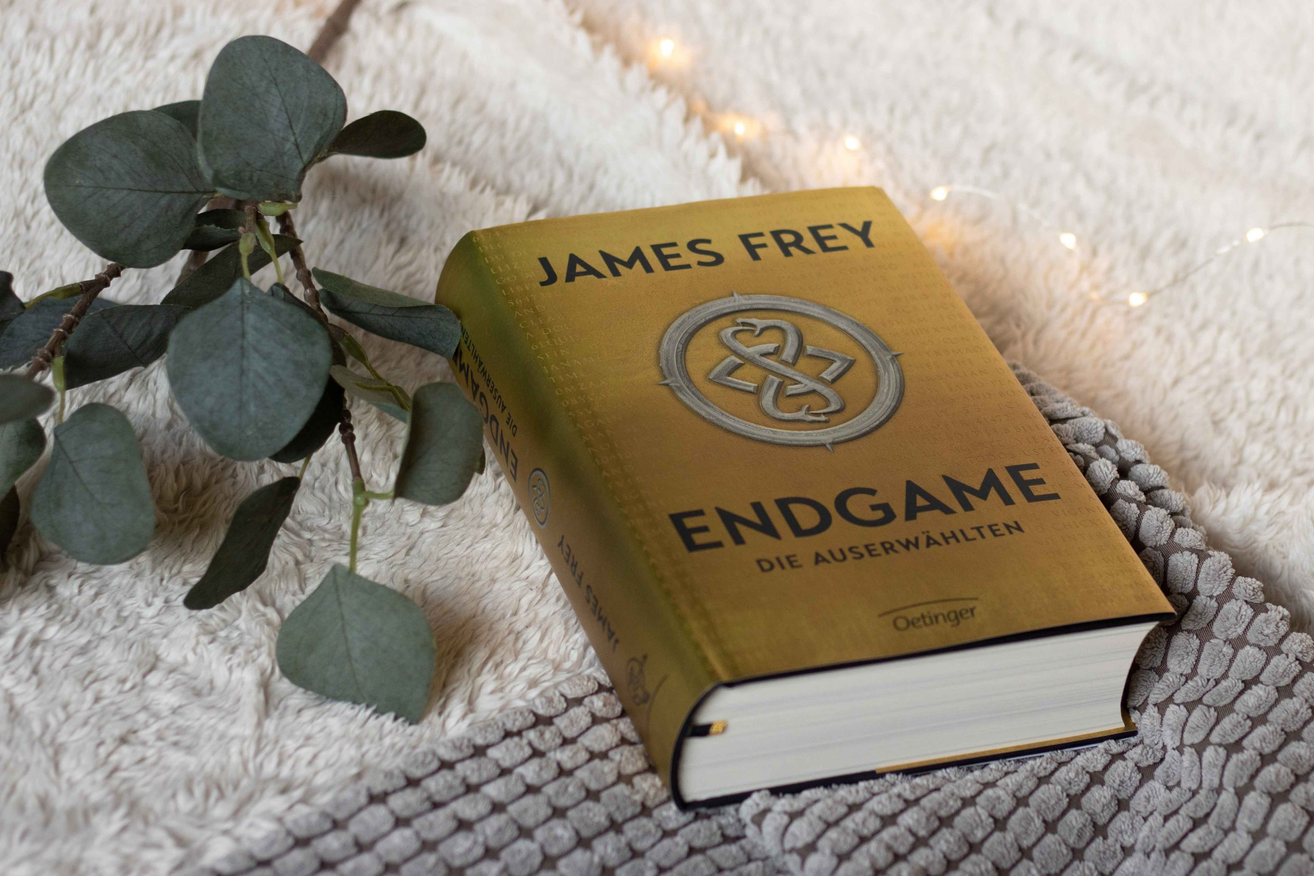 Endgame – Die Auserwählten | James Frey