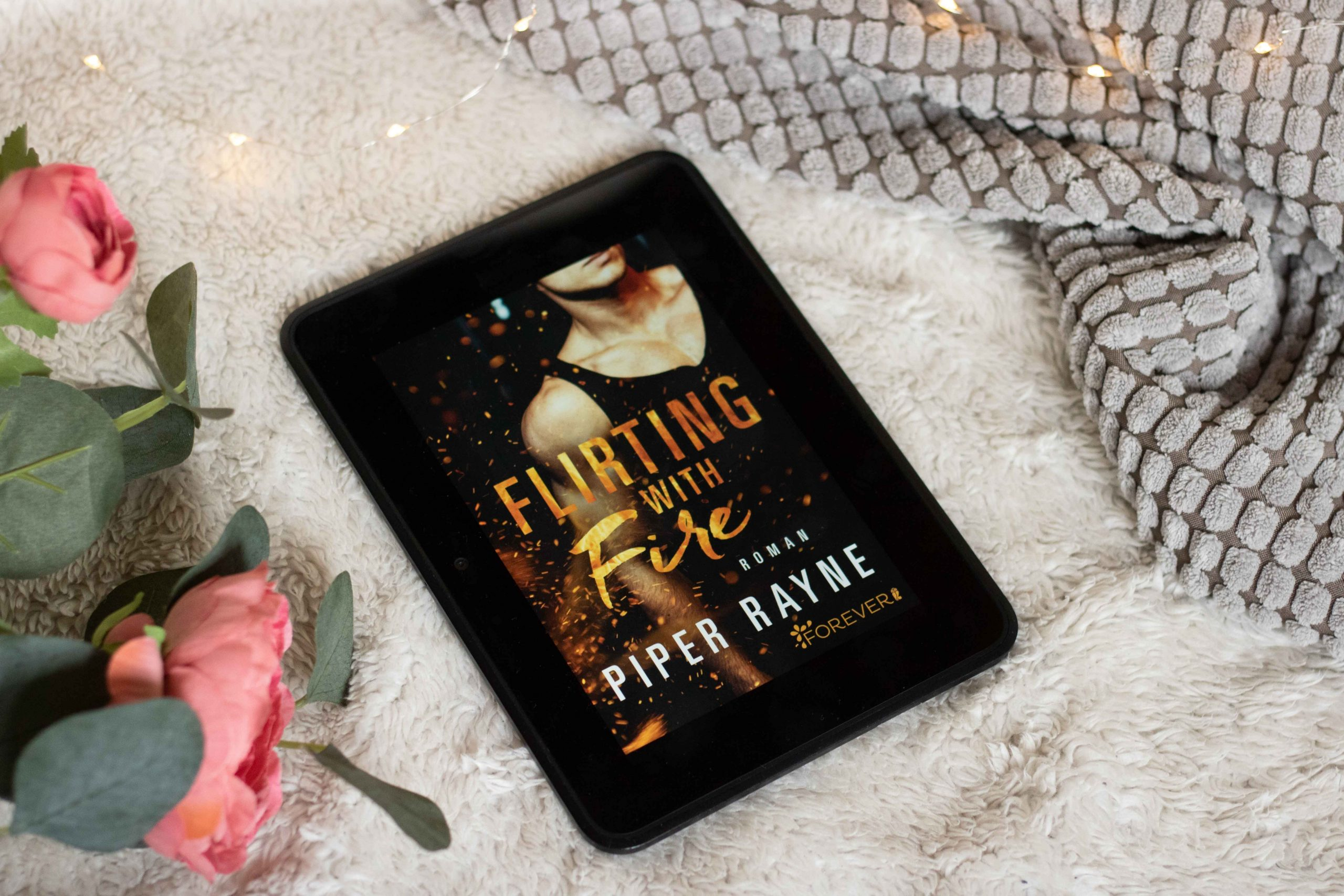 Flirting with Fire | Piper Rayne