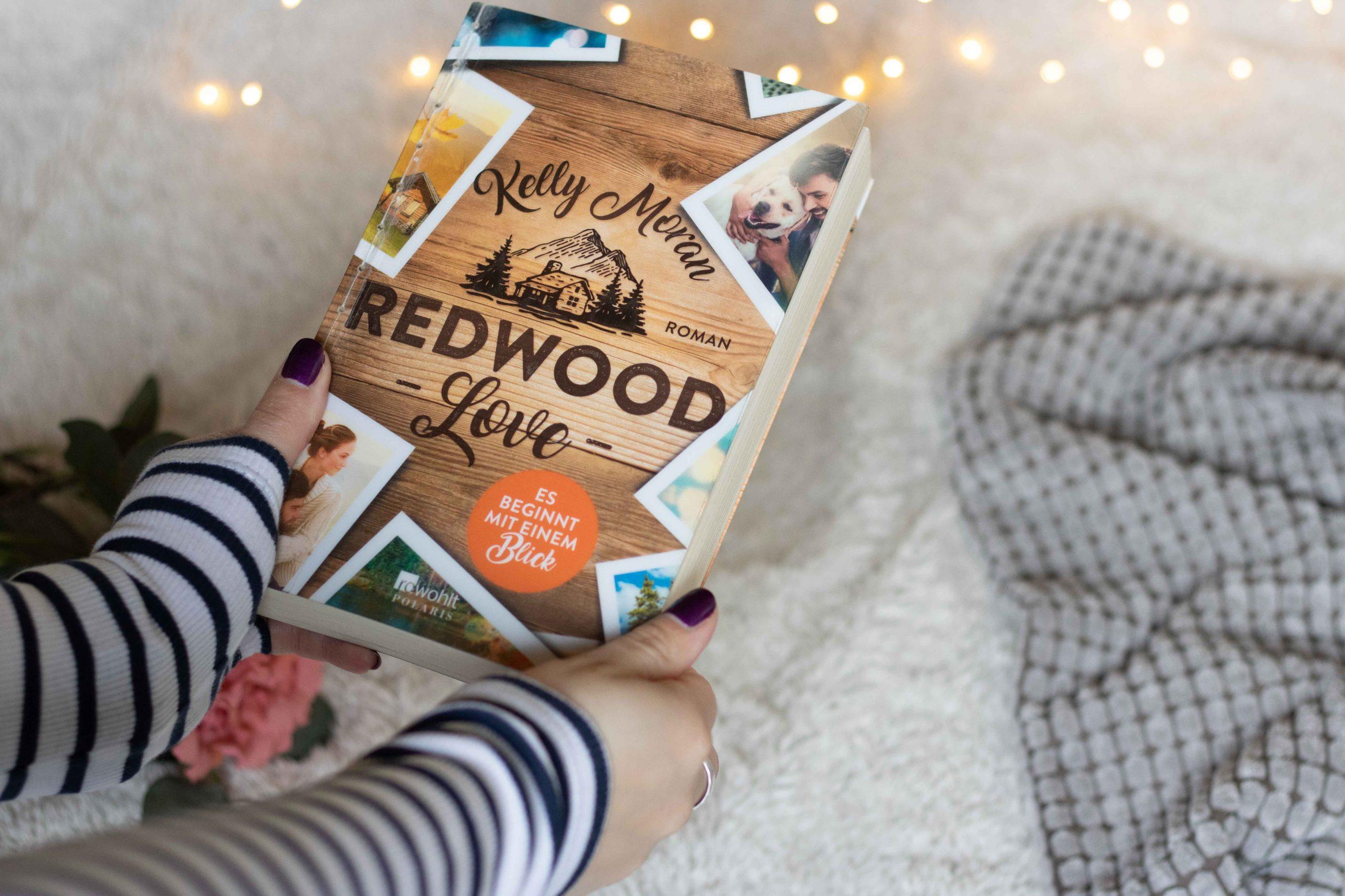 Redwood Love – Es beginnt mit einem Blick | Kelly Moran