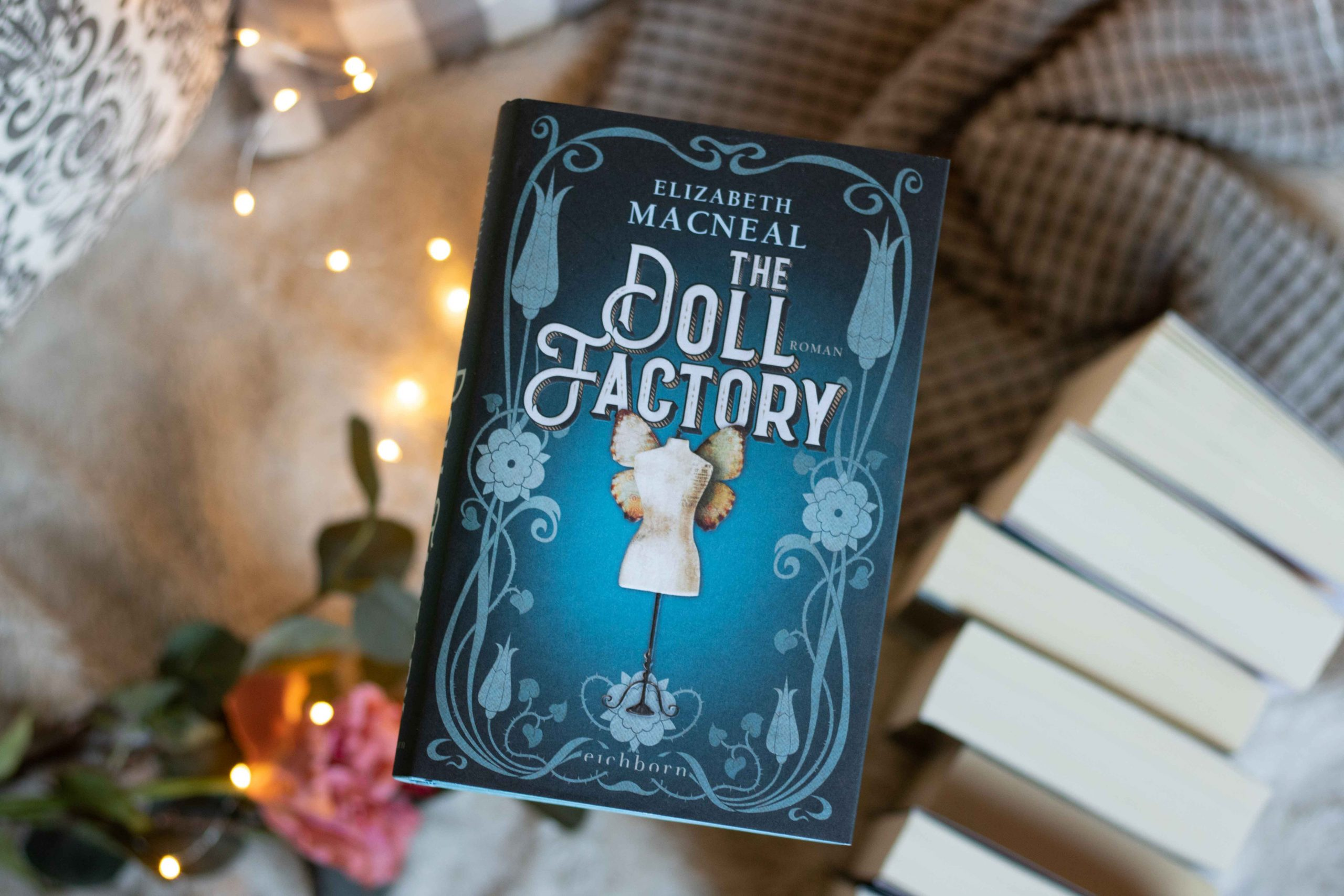The Doll Factory | Elizabeth Mcneal