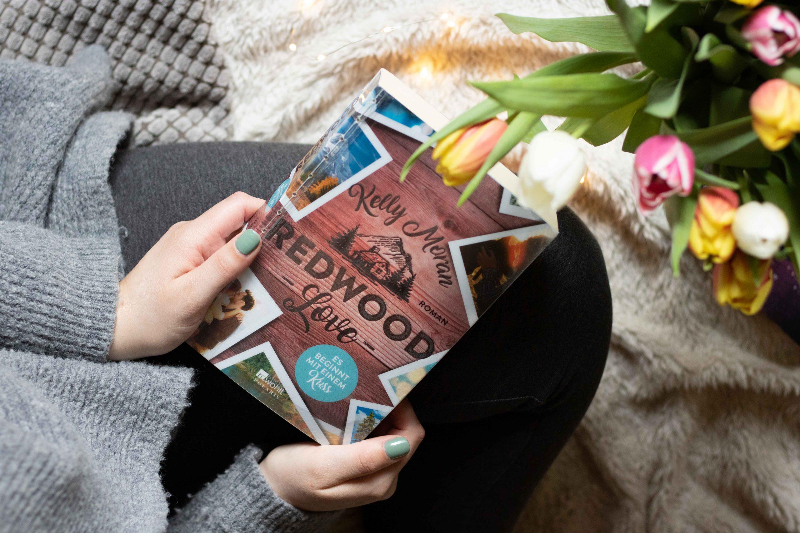 Redwood Love – Es beginnt mit einem Kuss | Kelly Moran