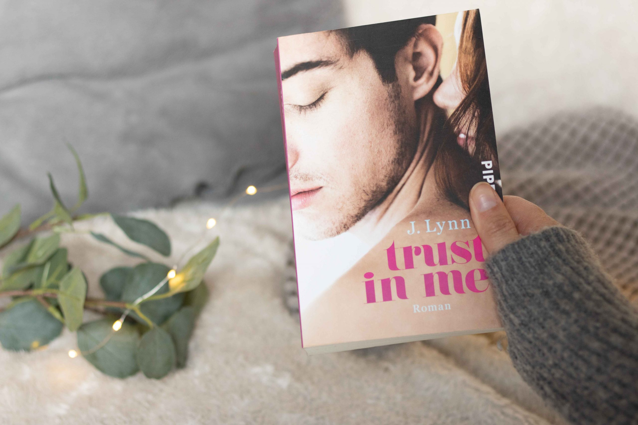 Trust in me – J. Lynn | Rezension