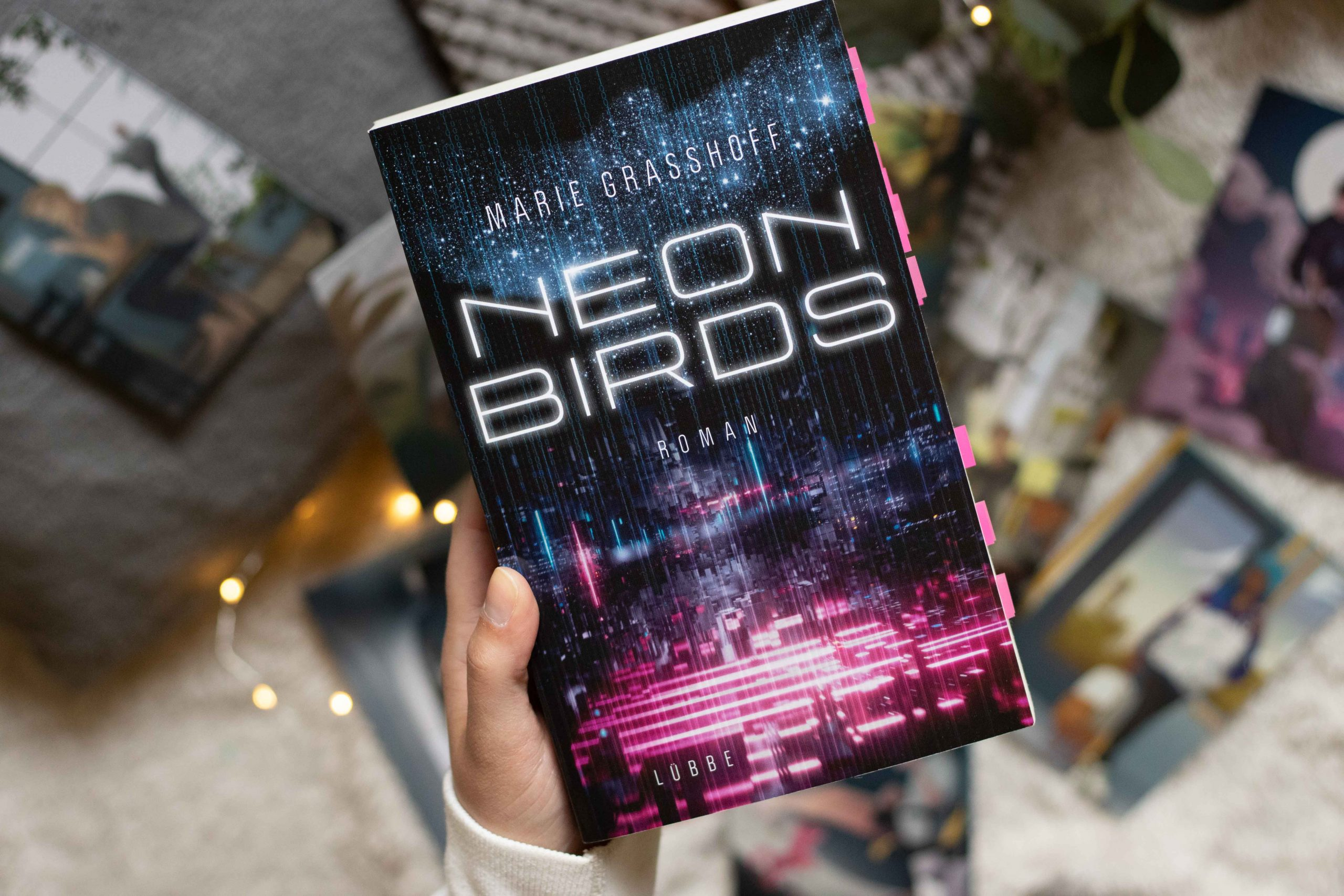Neon Birds – Marie Grasshoff | Rezension