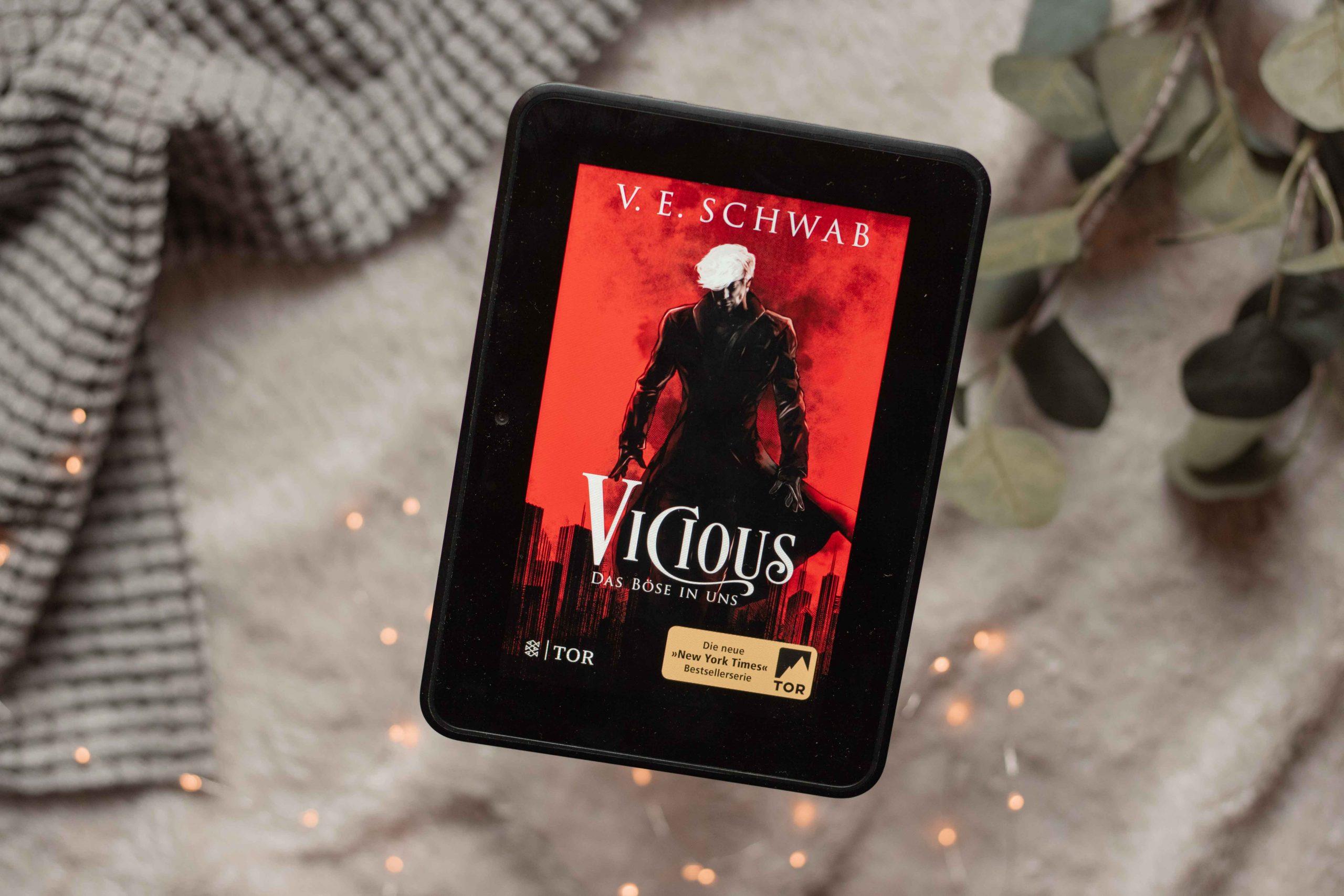 Vicious – Das Böse in uns | V.E. Schwab
