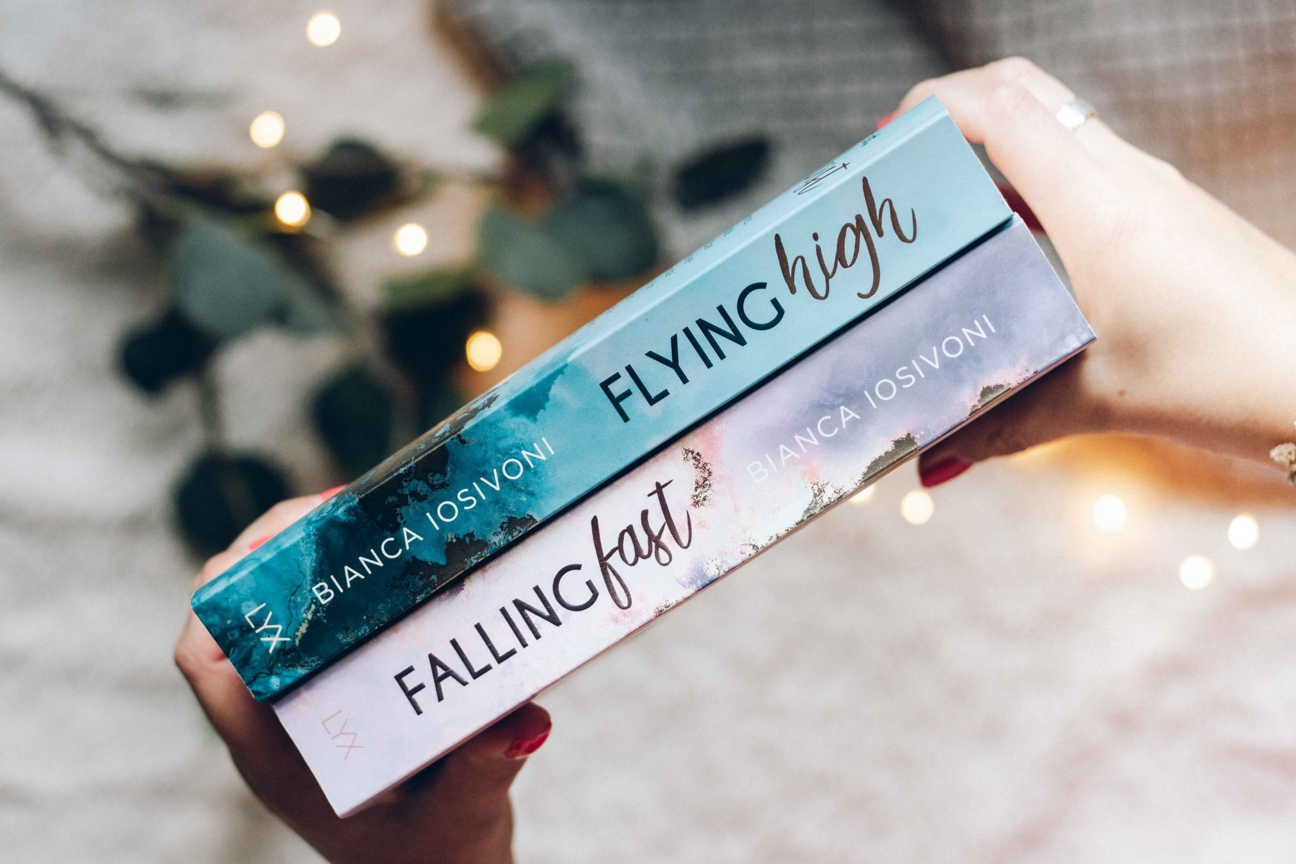 Flying High – Hailee & Chase | Bianca Iosivoni