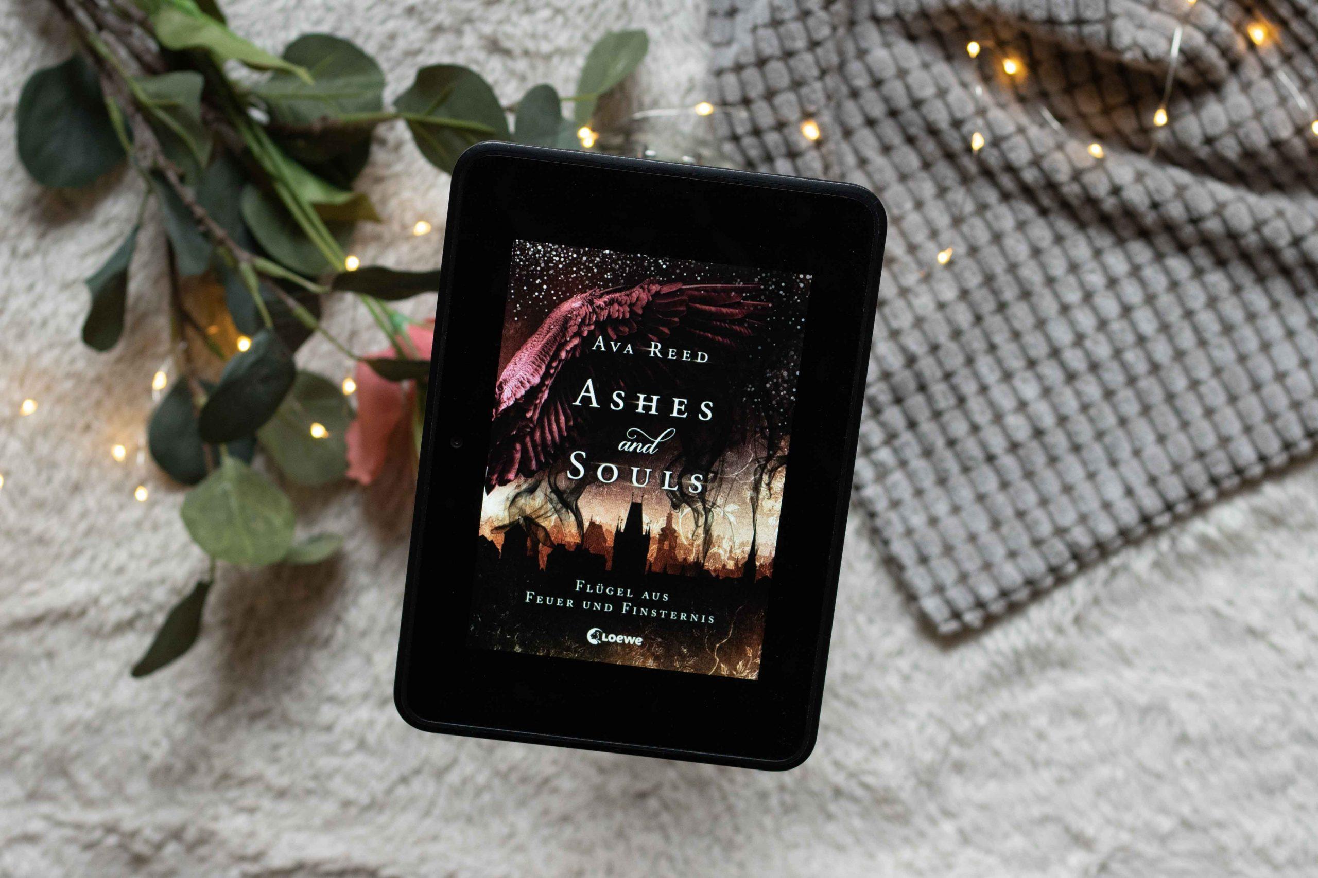 Ashes & Souls – Flügel aus Feuer und Finsternis | Ava Reed