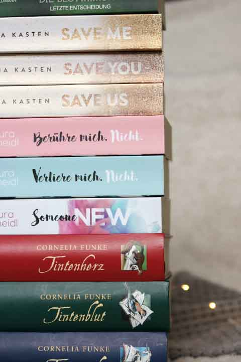 Bücher, die ich rereaden möchte | Gefallen sie mir noch?