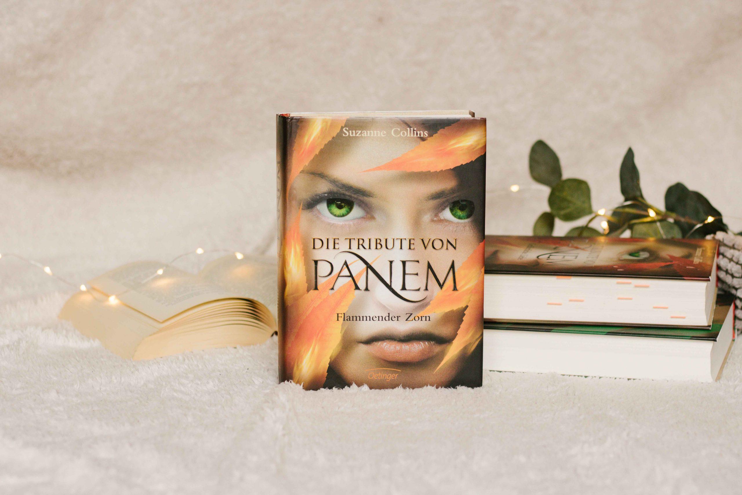 Flammender Zorn – Die Tribute von Panem | Suzanne Collins