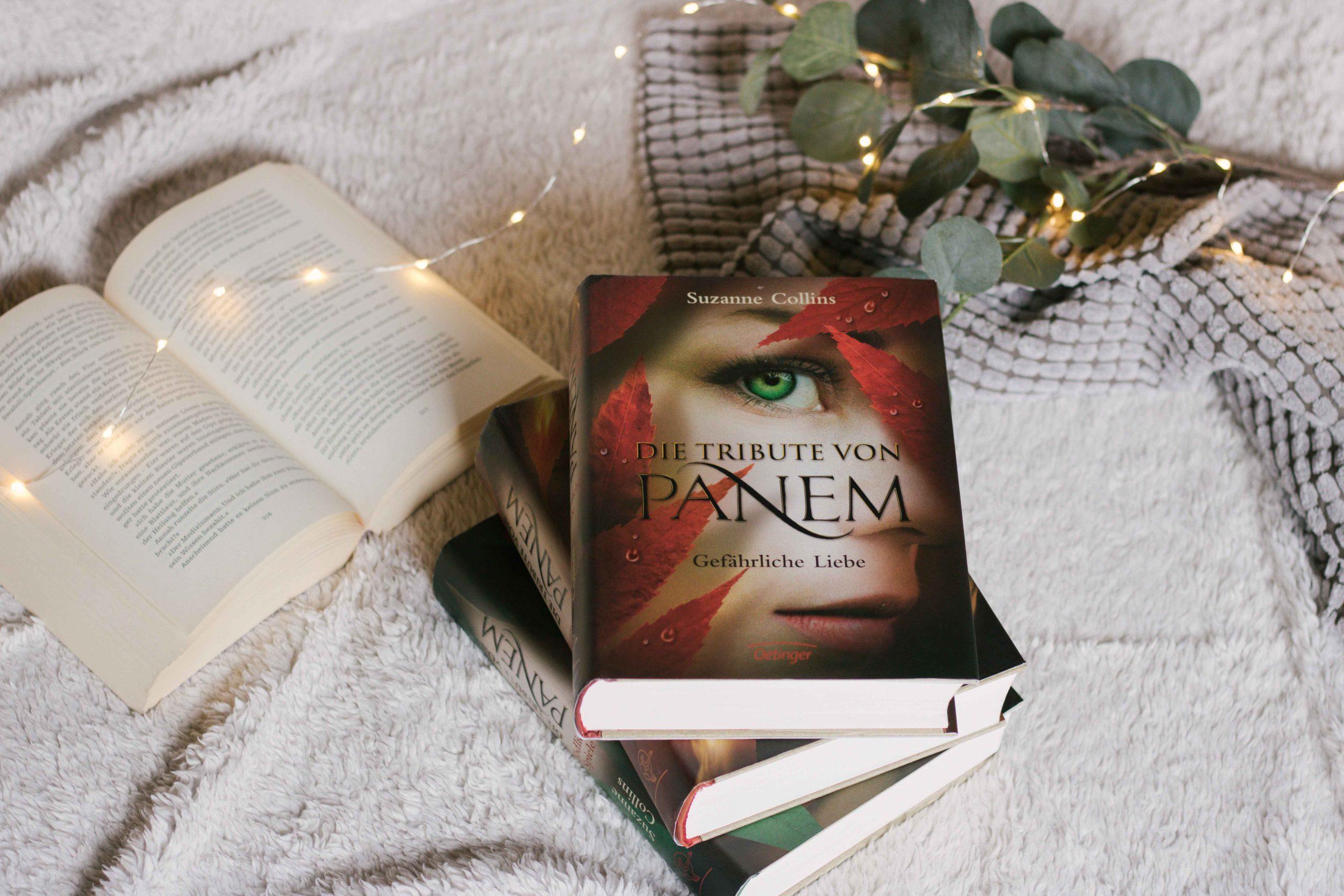 Gefährliche Liebe – Die Tribute von Panem | Suzanne Collins