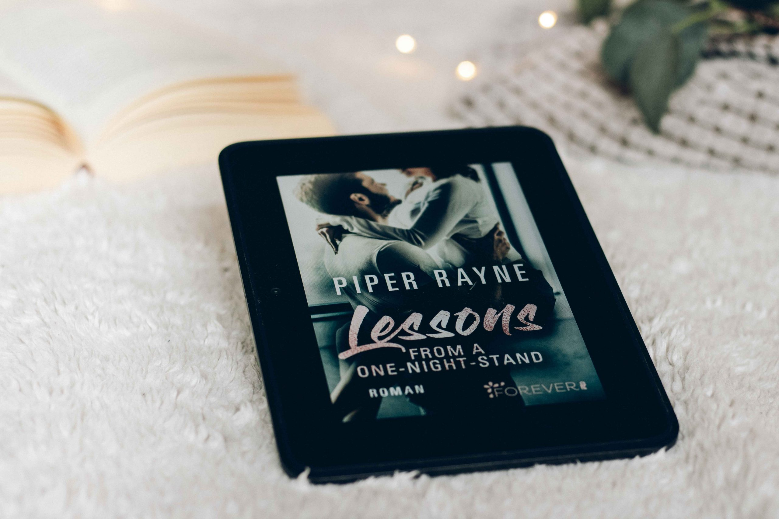 Lessons from a One-Night-Stand | Piper Rayne