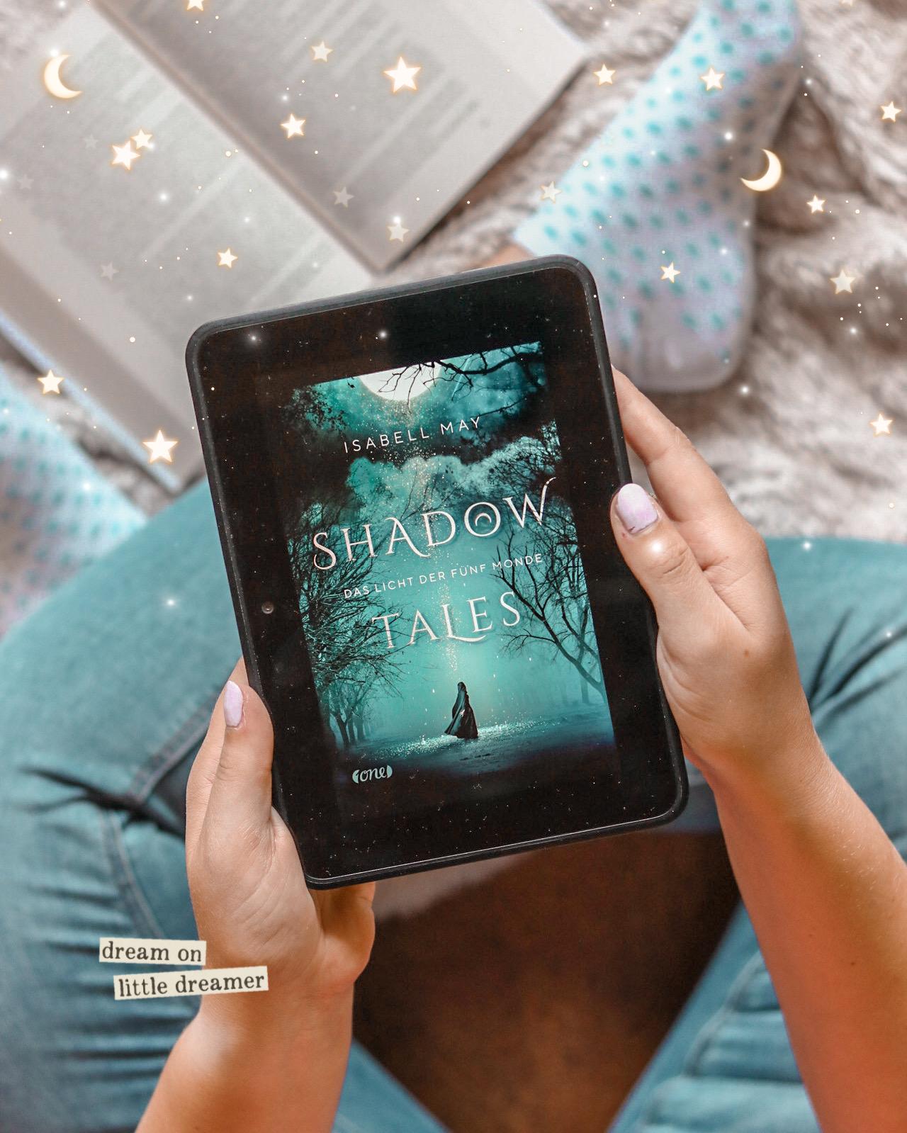 Das Licht der fünf Monde – Shadow Tales | Isabell May