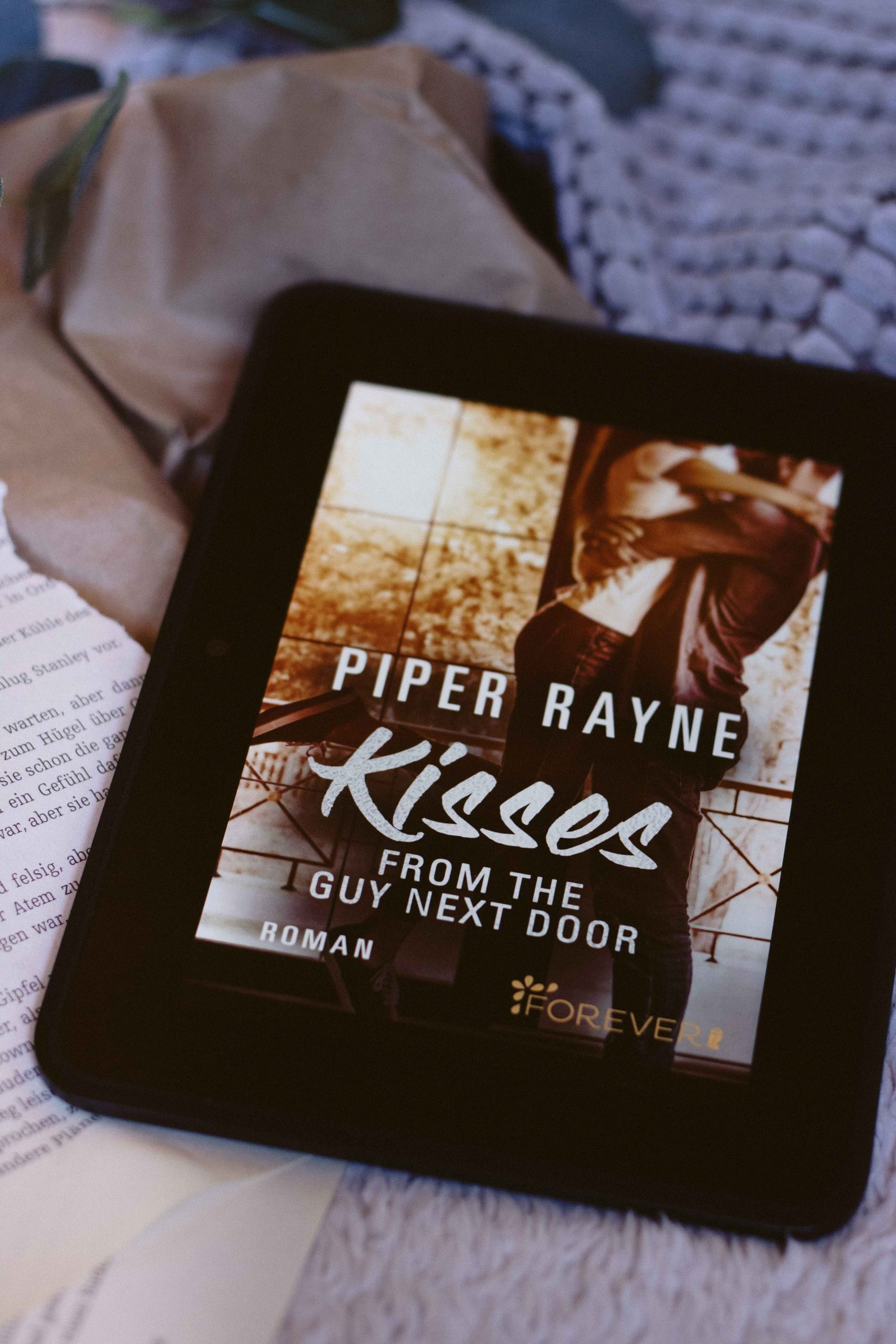 Kisses from the Guy next Door | Piper Rayne