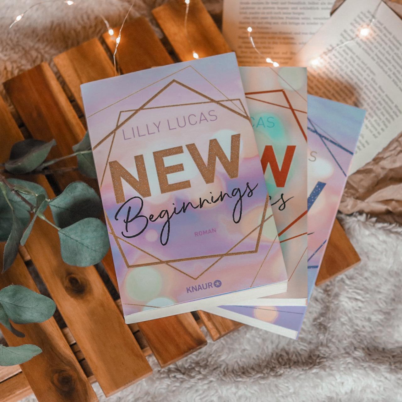 New Beginnings – Green Valley #1 | Lilly Lucas