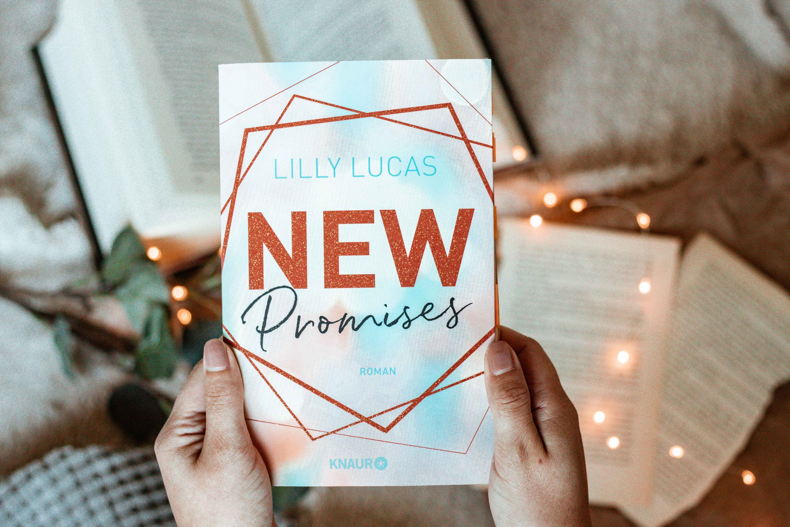 New Promises -Green Valley Love #2 | Lilly Lucas