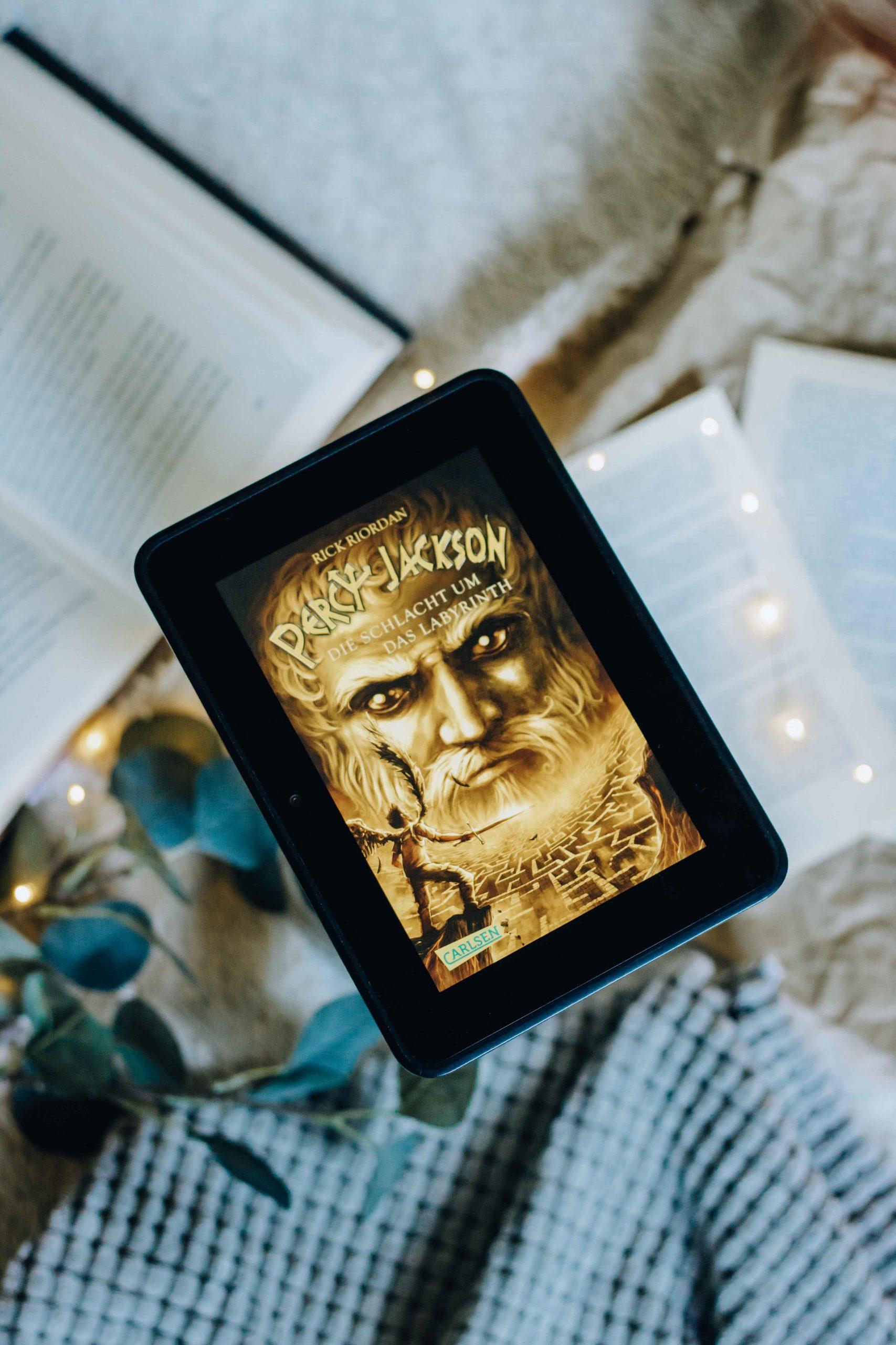 Die Schlacht um das Labyrinth | Rick Riordan