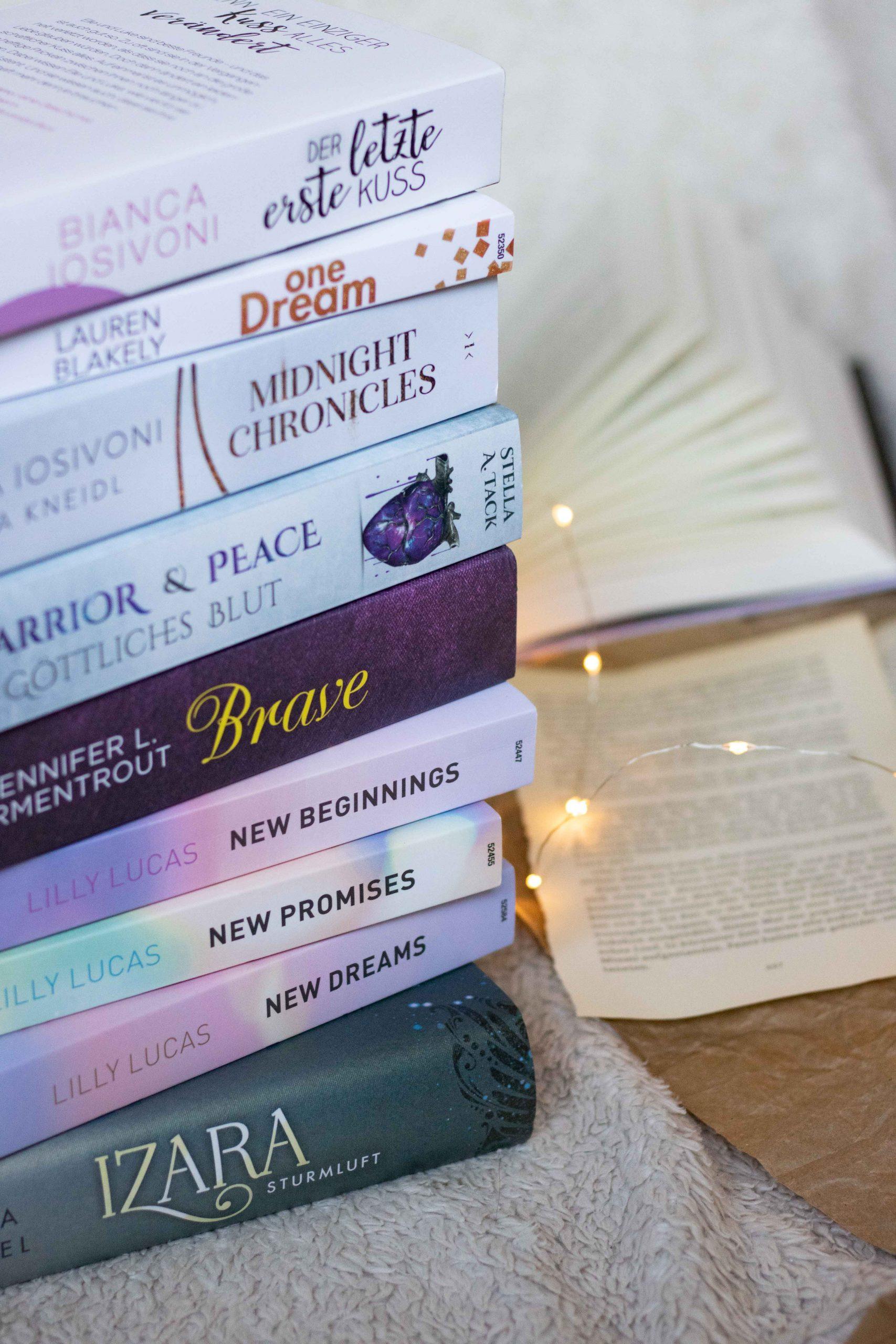 Neuzugänge August 2020 | Hilfe! Zu viele neue Bücher