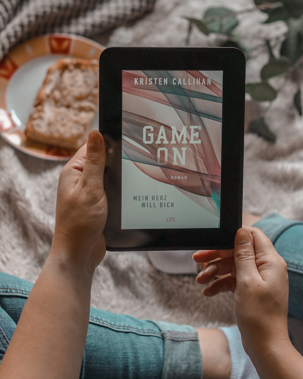 Mein Herz will dich – Game On #1 | Kristen Callihan